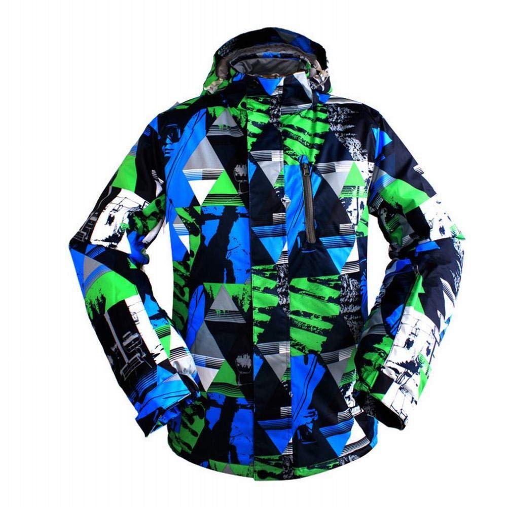 YG Winter-Outdoor-Skianzug Für Männer Und Frauen Wind- Und Spritzwasserdichter, Warmer, Warmer, Spritzwasserdichter, Atmungsaktiver Leichter, Strapazierfähiger Skianzug 37e2ec