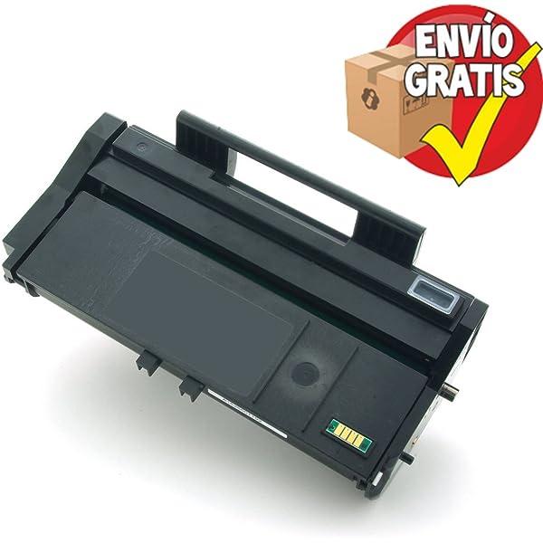 Hiboy RICOH AFICIO SP100SF SP112SU 407166 SP 100 Series//SP 112 Series 1.200 Paginas al 5/% de Cobertura Negro Compatible Ref SP100SU SP112SF