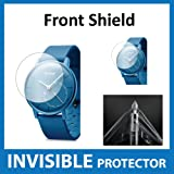 Withings Activite Pop Watch Screen Protector INVISIBLE Front Shield Military Grade Protection Exclusive to ACE CASE