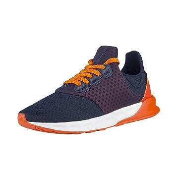 buy online 6711e d0954 Adidas Falcon Elite 5 Xj, Chaussures de Tennis Mixte Enfant, Marron (Maruni