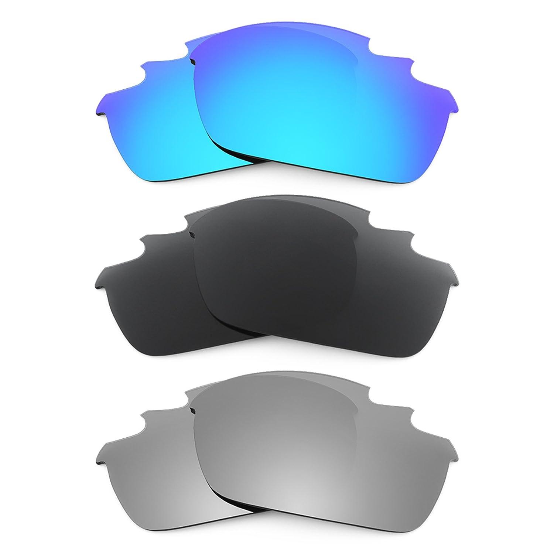 注目ブランド Oakley Vented Flak Jacket K015 Vented 用Revant交換レンズ 偏光3 ペアコンボパック K015 偏光3 B01CGYCQUE, シントネマチ:6a7be530 --- ciadaterra.com