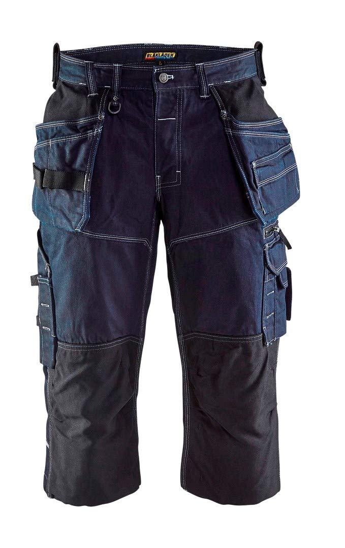 196211408999C56 Shorts''Craftman x1900'' Size 40/32 (Metric Size C56) IN Navy Blue/Black