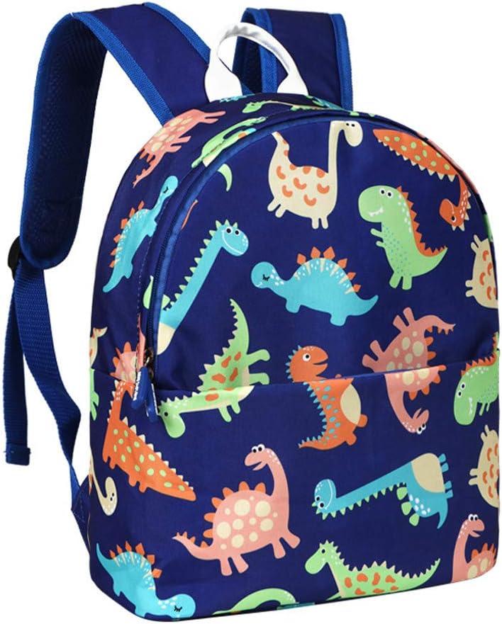Toddler Cartoon Dinosaur School Bag Backpack Rucksack Eiowords School Backpack for Boys Girls