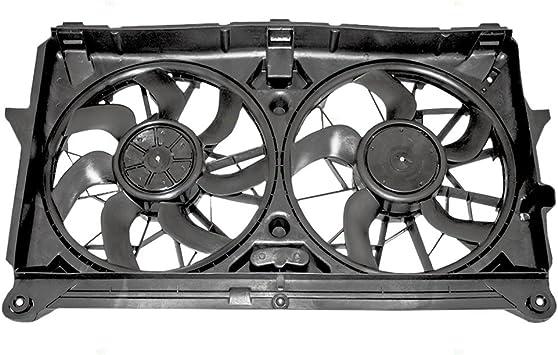 GM OEM-Engine Cooling Fan Motor 89023368