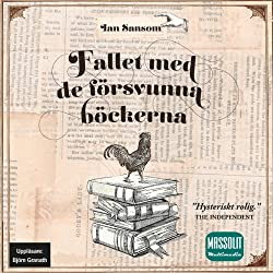 Fallet med de försvunna böckerna [The Case of the Missing Books]