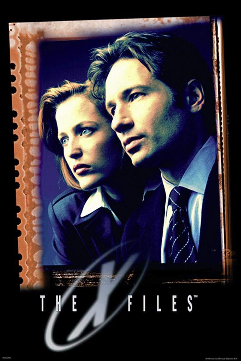 The X-Files Poster Akte X - Der Film (61cm x 91,5cm)