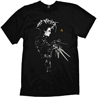 ddc95de6d437 Image Unavailable. Image not available for. Color: Edward Scissorhands T-Shirt  by Jared Swart Inspired by Tim Burton's ...