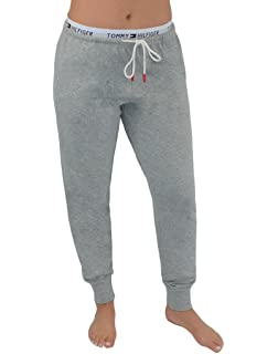b95d6499b58f2 Tommy Hilfiger Women s Logo Jogger Sweatpant Lounge Pant Bottom ...