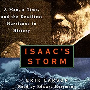 Isaac's Storm Hörbuch