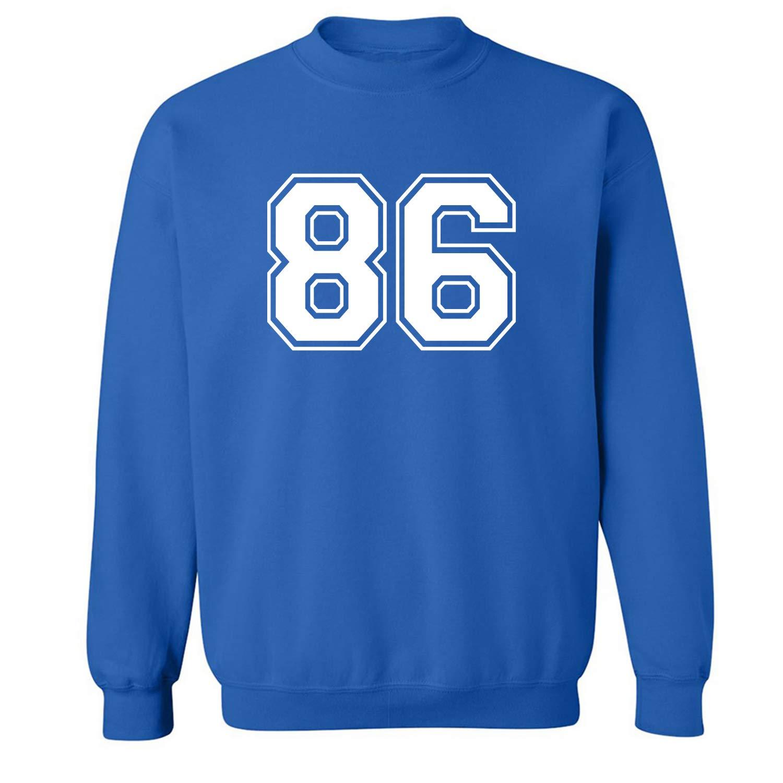 zerogravitee 86 Crewneck Sweatshirt