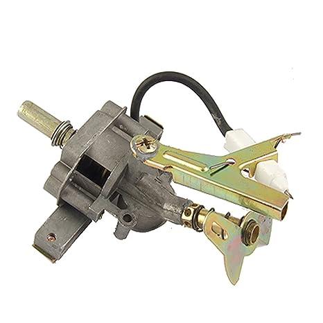 Kitchen estufa Gas Ignition GLP de repuesto válvula de Control