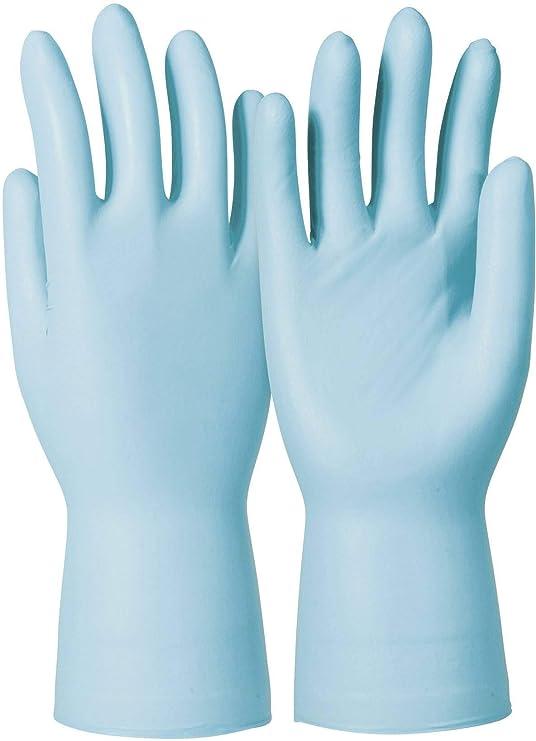 10 KCL743 Dermatril P blau Schutzhandschuhe Grösse XL