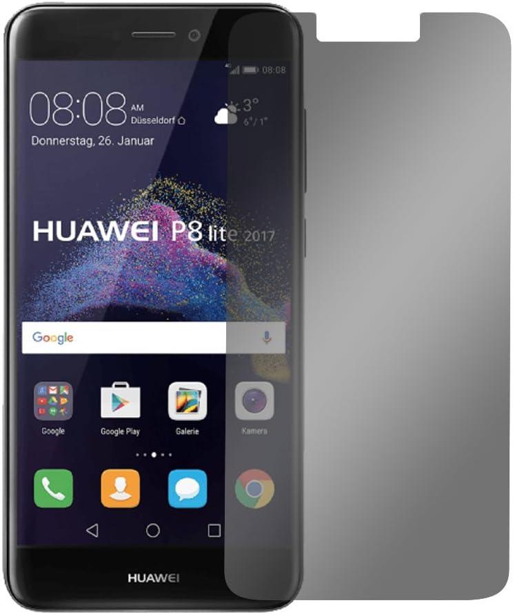 "Nero /""View Protection/"" 2017 Display Privacy Pellicola per Huawei p8 Lite"
