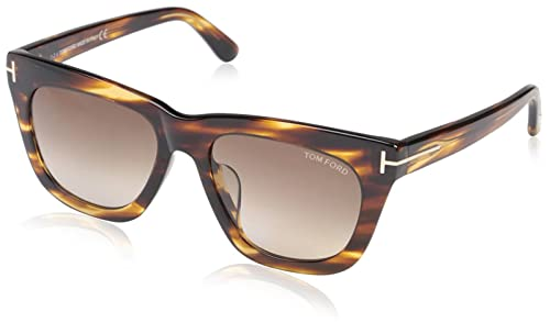 Amazon.com: Tom Ford Mujer tf361 Gafas de sol, Color café ...