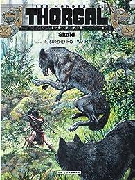 Les Mondes de Thorgal - Louve, tome 5 : Skald  par Roman Surzhenko