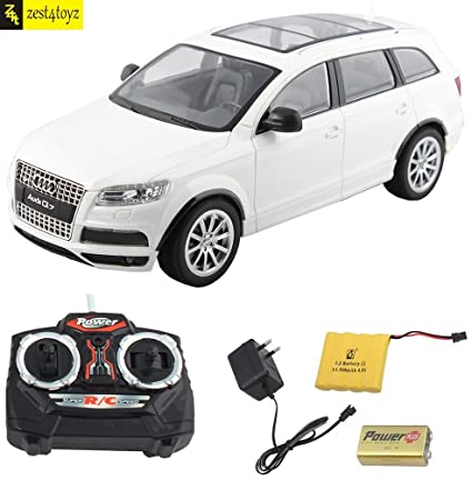 Buy Zest 4 Toyz Remote Control Audi Q7 RC Toy Car (Assorted