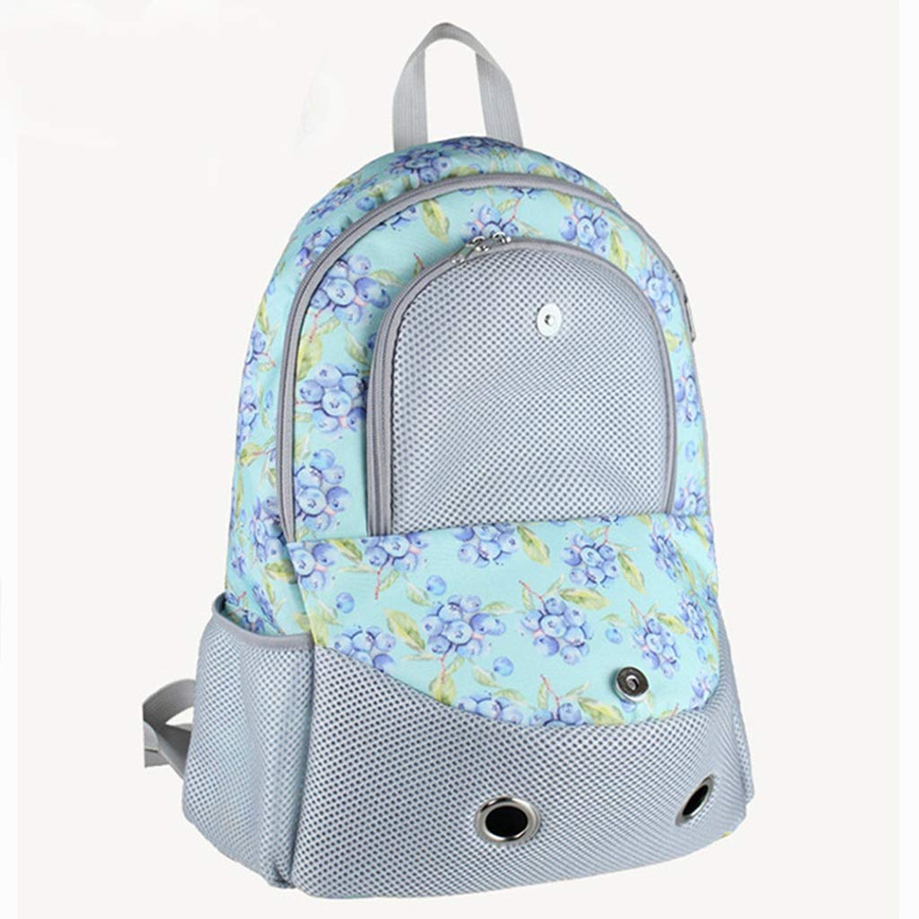 Breathable Outfit pet Bag Polyester Waterproof pet Backpack Pet Travel Portable Backpack