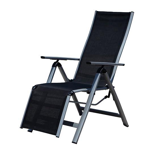 Sillón Relax, silla tumbona silla plegable para jardín ...