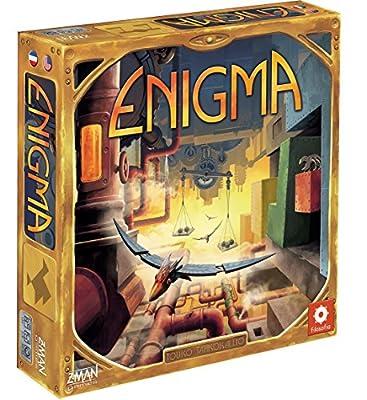 Enigma Puzzle Game