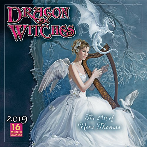 Dragon Witches 2019 Wall Calendar