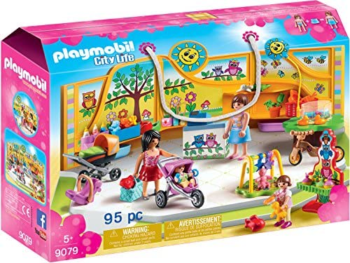 PLAYMOBIL City Life Tienda para Bebés, a Partir de 5 Años (9079): Amazon.es: Juguetes y juegos