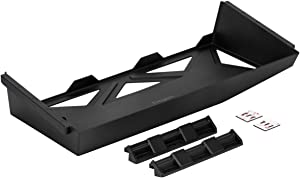 Targus Under-Desk Sliding Laptop Docking Station Tray with Mounting Brackets and Cutouts for Cable Management (ACX001USZ)