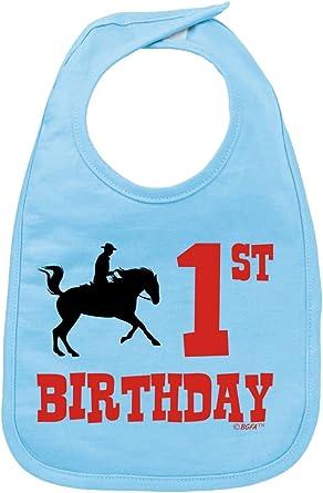 First 1st Birthday First Birthday Bib Cowgirl Birthday First Birthday Horse Birthday Theme 1st Birthday Bib Horse Birthday Bib