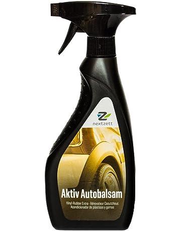 Nextzett Aktiv Autobalsam - Acondicionador de plásticos y salpicaderos (500ml)