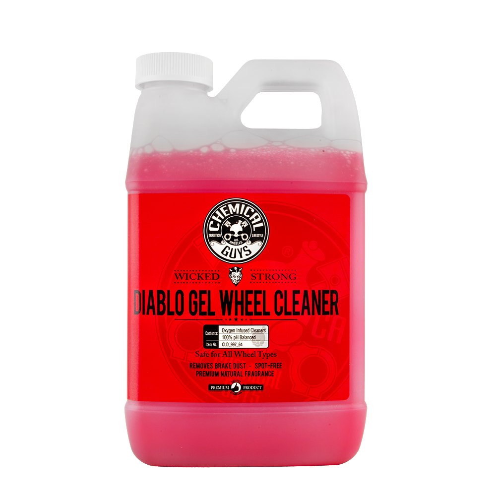 Chemical Guys CLD_997 Diablo Wheel Gel (64oz), 64. Fluid_Ounces by Chemical Guys (Image #1)
