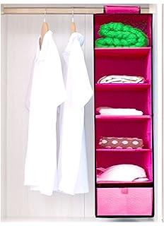 Amazoncom Amanda Home HNY212 Pink Cute Cartoon Portable Clothes