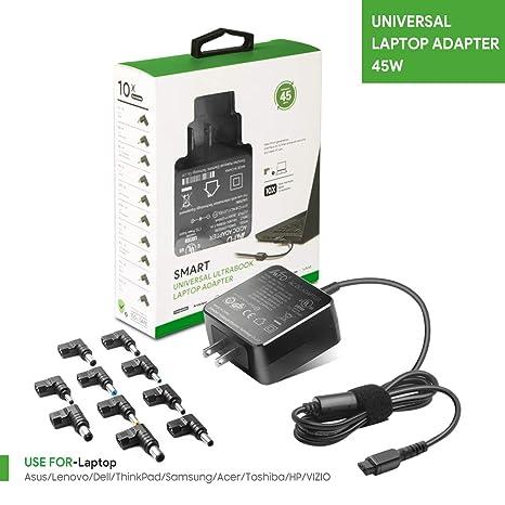 Amazon.com: [UL Listed] 60 paquetes KFD 45 W Universal AC ...