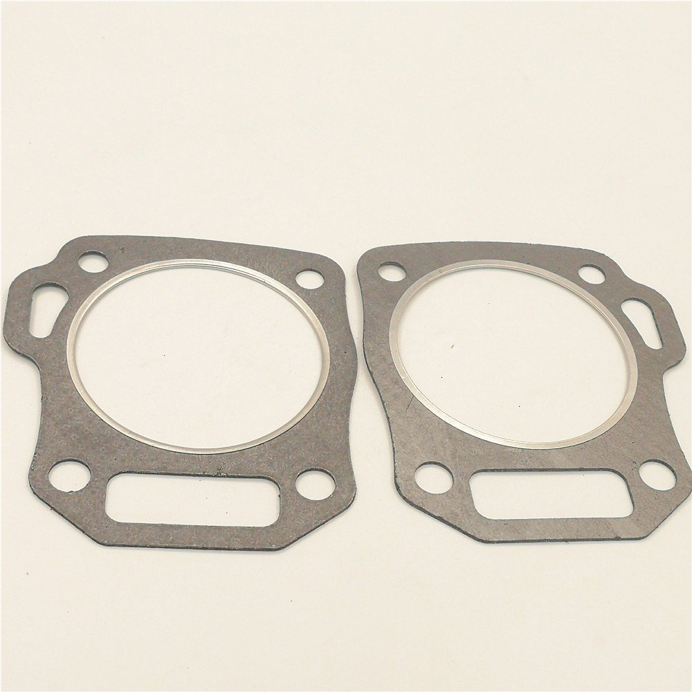 Shioshen 2 Pieces Cylinder Head Gasket For Honda GX160 GX200 5.5HP 6.5HP 168FA 168FB Gas Engine Motor Generator Water Pump Suzhou Cancanle Trading Co. Ltd.