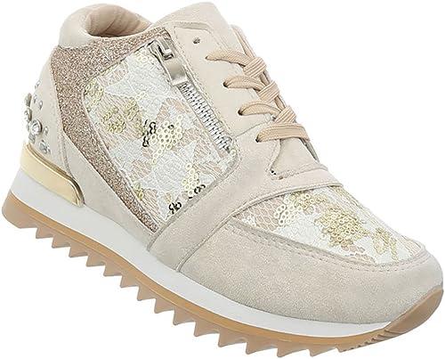 Damen Schuhe Sneaker Bequeme Sportschuhe leichte Turnschuhe