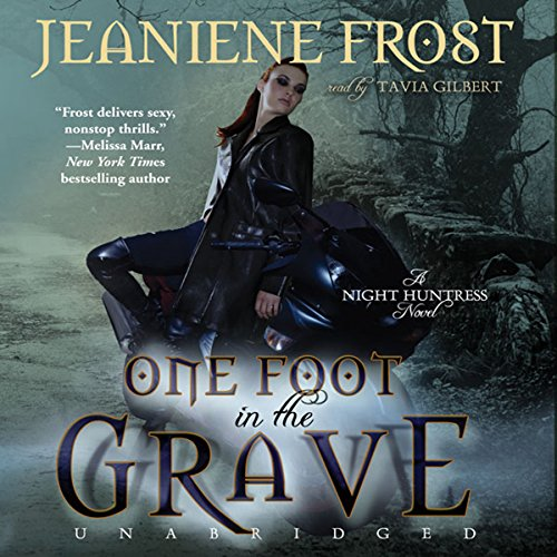 One Foot in the Grave: Night Huntress, Book 2 Audiobook [Free Download by Trial] thumbnail