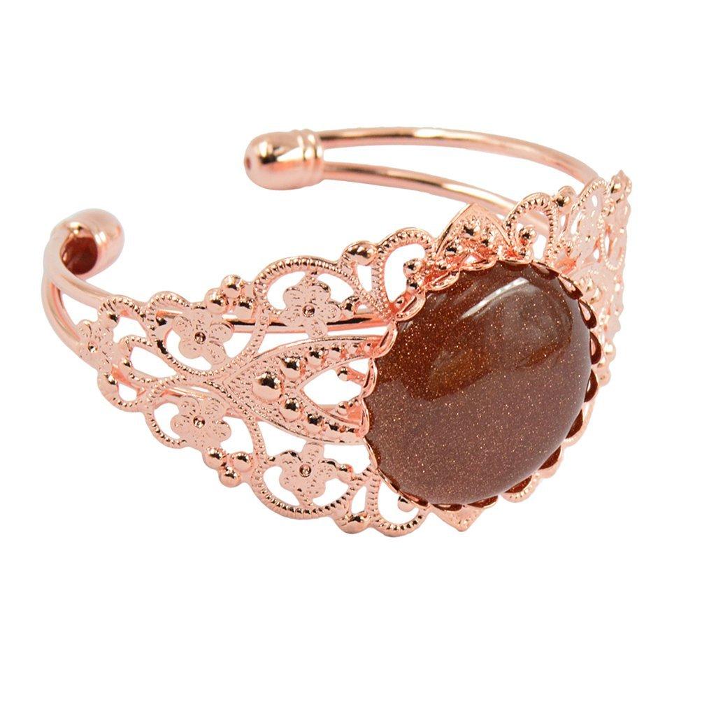 Homyl 2 Pieces 25 mm Dome Cabochon Natural Round Stone Wholesale Gemstones Cabochons for Jewelry Making Bracelet Bangle Charm Pendant Black