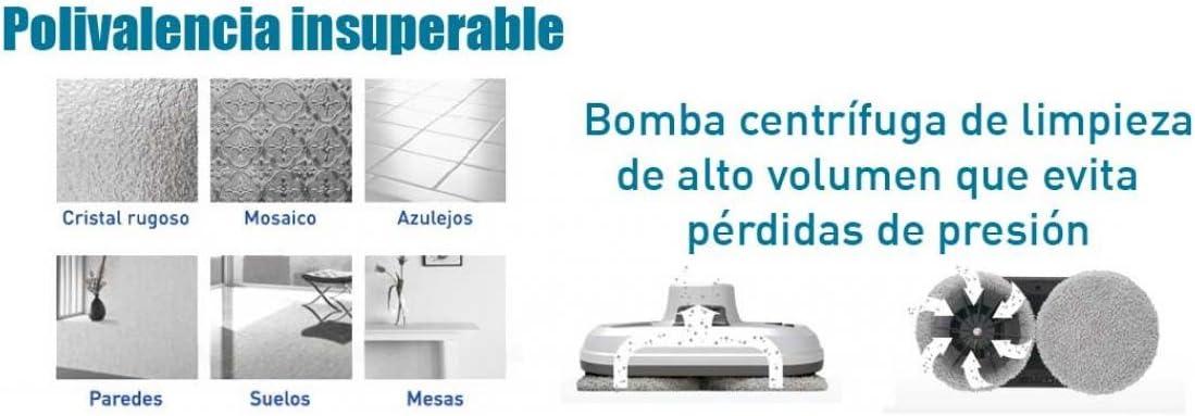 HOBOT ROBOT LIMPIACRISTALES HOBOT-188 INTELIGENTE: 229.19: Amazon ...