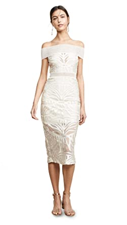 833570c86c4b5 Alice McCall Women's Lunar Eclipse Midi Dress, Oatmeal, Off White, Print,  ...