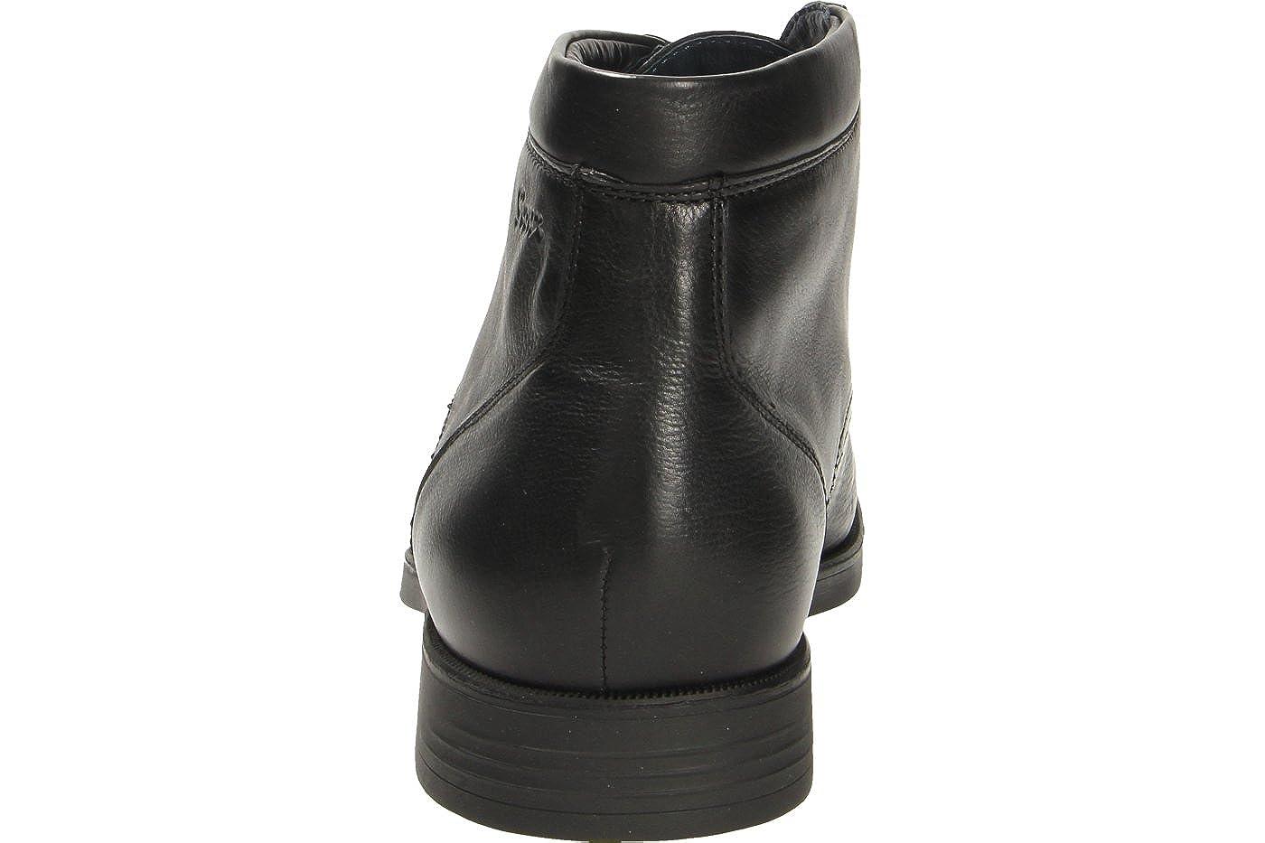 Sioux Herren Stiefel Schwarz FORMIAS-XL 34590 Schwarz Stiefel 362973 Schwarz 6d7193