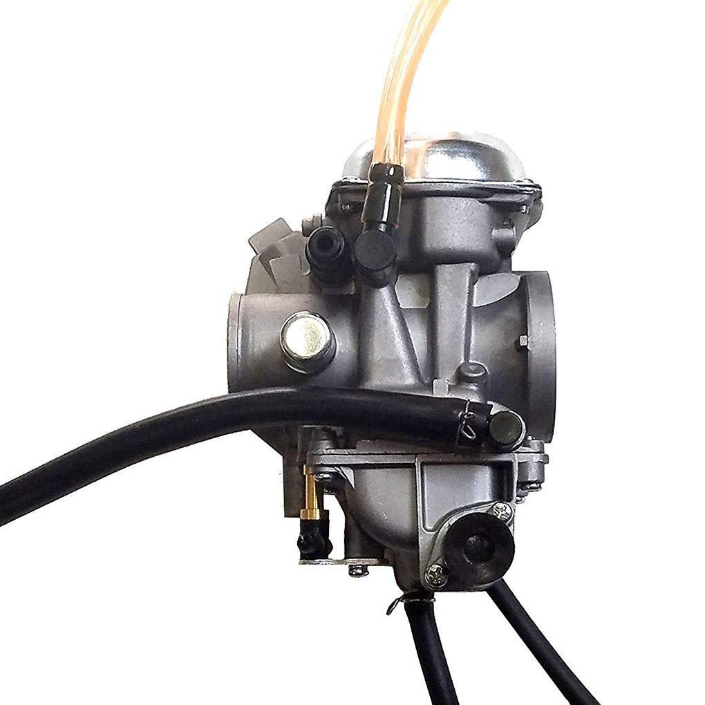 Carburetor Carb Repair Tools Kit Replacement for Kawasaki Bayou 400 KLF400B 4x4 1993-1995 by Topker (Image #2)