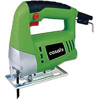 Casals C05107000 Sierra de calar 350W, W, 230 V, Negro, Verde, 350 Watios