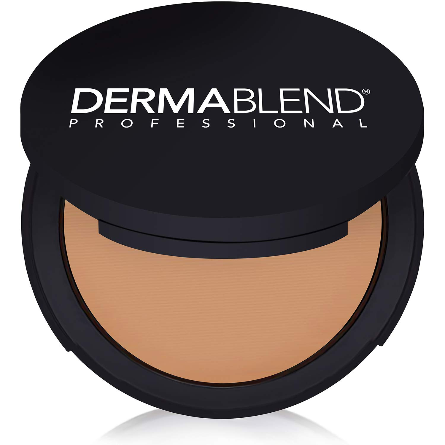 Dermablend Intense Powder Camo, Buildable Coverage Mattifying Powder Foundation Makeup, 0.48oz