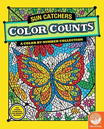 MindWare Color Counts: Sun Catchers