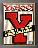 Yahoo! Internet Life Magazine - May, 1998. America's 100 Most Wired Colleges; Tiger Woods; Al Gore; Anatomy of A Website; Ultima Online; Roger Ebert; Angela Gunn; Charles Pappas