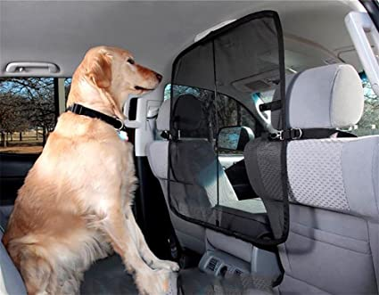 Amazon Com Lohua Suv Car Dog Guard Pet Barrier Blocks Dogs