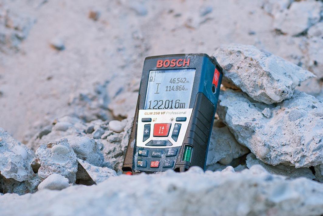 Laser Entfernungsmesser Bosch Glm 250 Vf : Amazon.de: bosch professional: laser entfernungsmesser