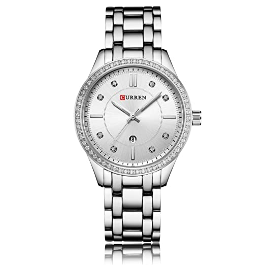 Amazon.com: KA 9010 - Reloj de pulsera para mujer, deportivo ...