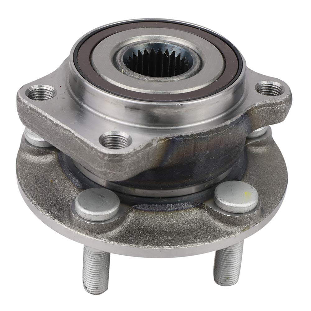 CRS NT512293 New Wheel Bearing Hub Assembly, Rear Left (Driver)/ Right  (Passenger), for 2005-2009 Subaru Outback/Legacy (4WD), w/ABS