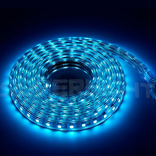 Ice Blue Led Christmas Lights - 5