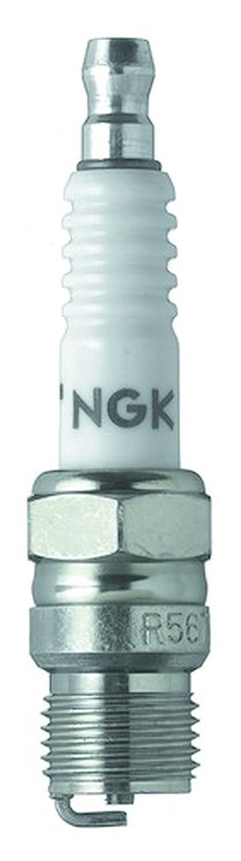 セット( 4pcs ) NGK RacingスパークプラグStock 3442ニッケルCore Tip標準0.020 in r5673 – 9   B0722DFQQD