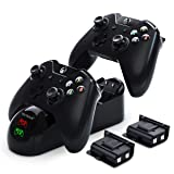 Xbox Controller Charger, YCCTEAM Xbox One Battery
